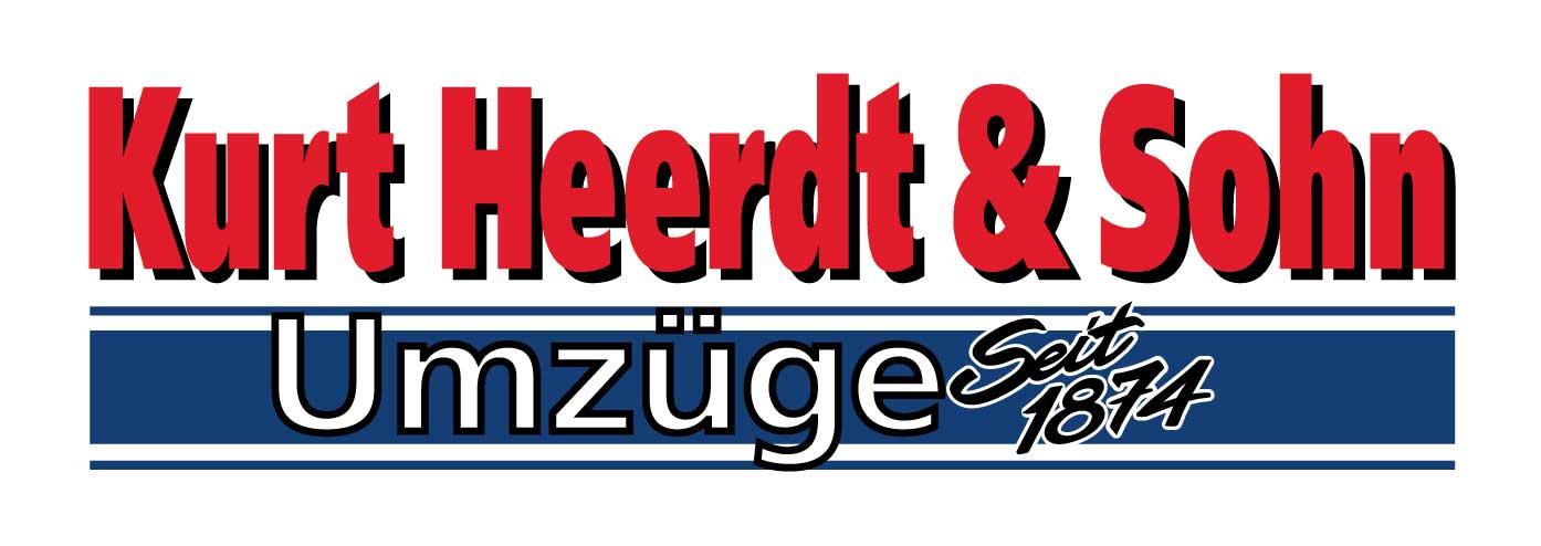 Logo für Umzug, Umzüge aller Art Kurt Heerdt & Sohn
