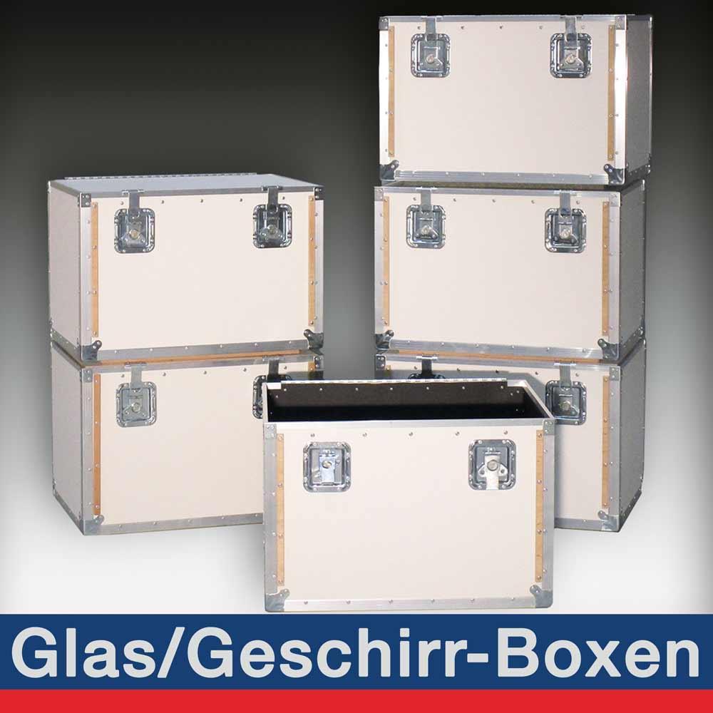 Glas/Geschirr-Boxen