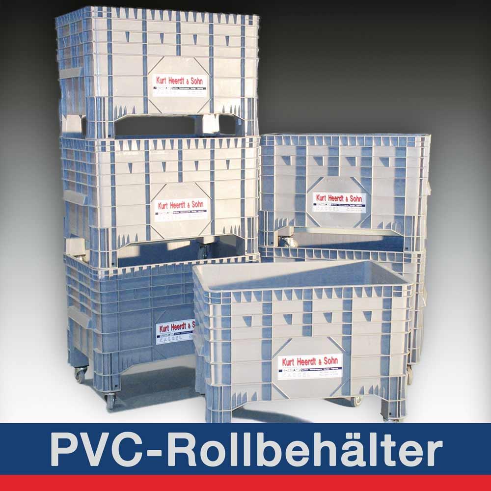 PVC-Rollbehälter